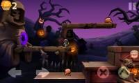 Muffin Knight - Graveyard level 2