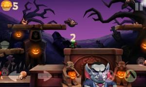 Muffin Knight - Graveyard level
