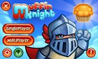 Muffin Knight - Main menu