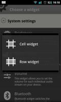 Quicker - Various options in deploying widgets