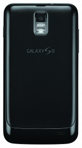 Samsung Galaxy S II Skyrocket Back