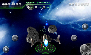 Update! More asteroids, more enemies, more weapons