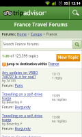 TripAdvisor - Travel forums