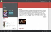 Videos Rental Page