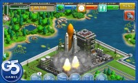 Virtual City - Develop your city into the space age