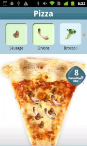 Weight Watchers Mobile Food Item