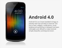 What's New in Ice Cream Sandwich Android 4.0