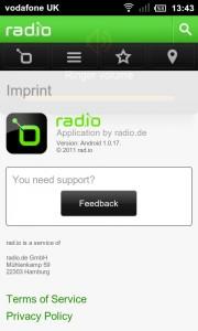 rad.io - Feedback