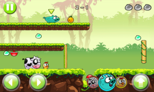 Angry Piggy (Adventure) - Charming gameplay compliment challenging level design
