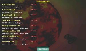 BattleBallz Chaos Achievements
