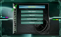 BattleBallz Chaos Menu