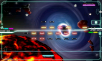 BattleBallz Chaos in Game Play 2