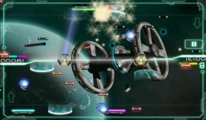 BattleBallz Chaos on Tablet 1
