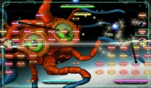 BattleBallz Chaos on Tablet 2