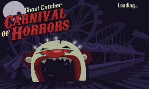 Carnival of Horrors - Splash loading screen