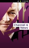 Channel 4 News - Splash screen