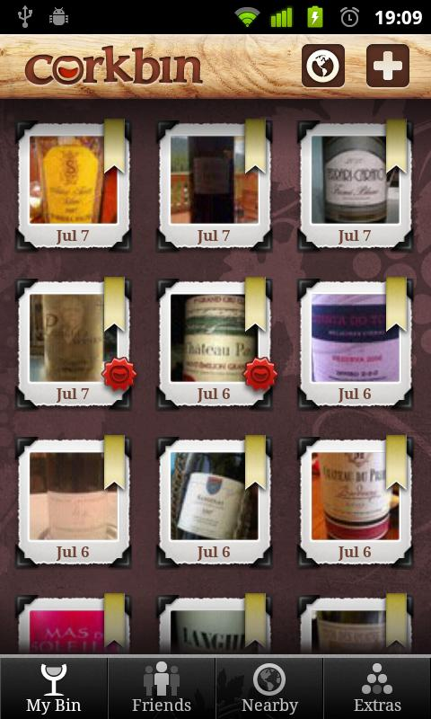 Corkbin a Must-have Android App for Wine Lovers