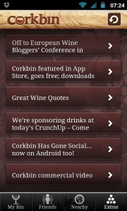 Corkbin - Blogs