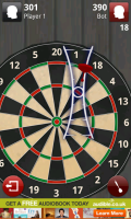 Darts 3D - In-game views (3)