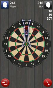 Darts 3D - Line up shot, aim, boost power and shoot!
