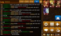 Hero Mages - Game log