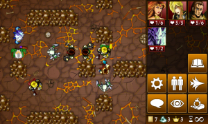Hero Mages - In-game view (3)