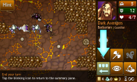 Hero Mages - In-game view (4)