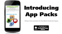 Introducing App Packs in AndroidTapp Store!