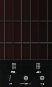 Jimi Guitar - Options