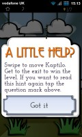 Kaptilo - In-game help