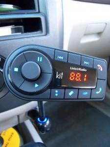 Livio Radio Kit with Gooseneck