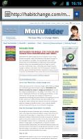 MotivAider - Web link