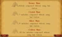 Musaic Box - Acheivements