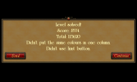 Musaic Box - Level solved