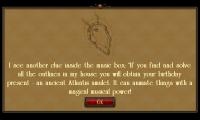 Musaic Box - Ongoing narrative