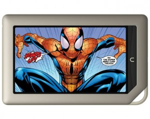 NOOK Tablet Comic Books