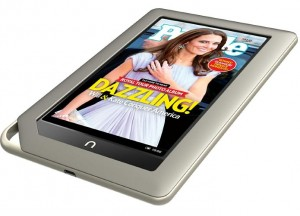 NOOK Tablet Magazines