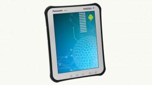 Panasonic Toughpad Left Angle
