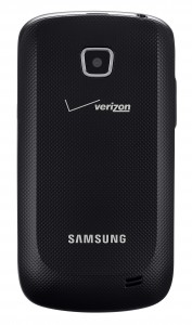 Samsung Illusion Back View