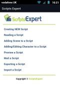 Scripts Expert - Help