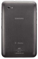T-Mobile 4G Samsung Galaxy Tab 7.0 Plus Back