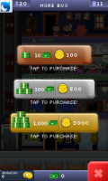 Tiny Tower - More bux