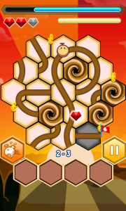 Turning Melo - Passi Desert in-game view (1)