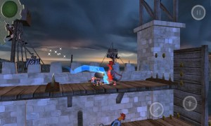 Wind-up Knight - In-game view (1)
