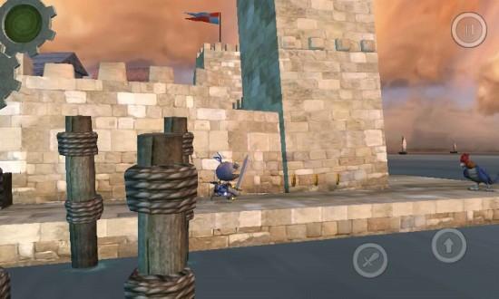 Wind-Up Knight. Jump, Slash, Block & Roll in this Superb 3D Platformer!