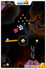 A Moon For The Sky - Avoid all manner of obstacles as your bounce higher and higher