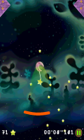 A Moon For The Sky - Bounce high and collect stars as you climb