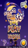 A Moon For The Sky - Main menu
