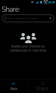 Any.DO - Collaboration