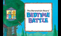 Bedtime Battle - First page